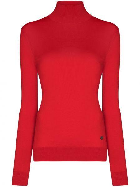 Trykotowy wełniany sweter Givenchy
