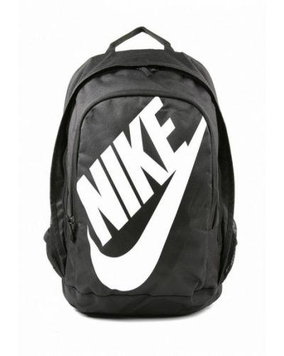 Черный рюкзак из полиэстера Nike