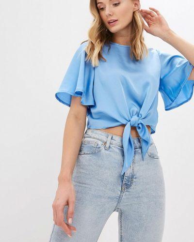 Блузка с коротким рукавом итальянский весенний Miss Miss By Valentina