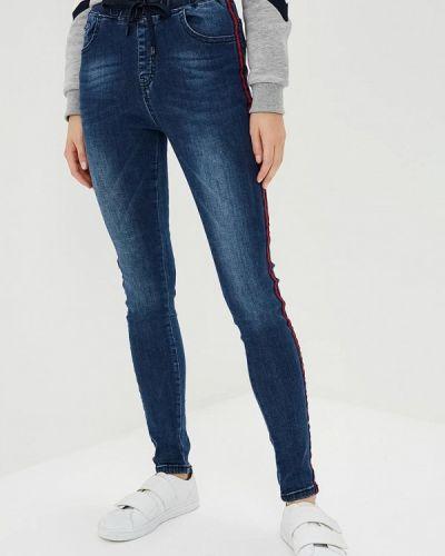 Синие джинсы Adrixx