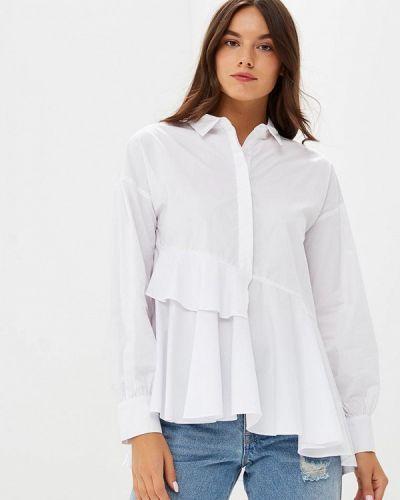 Блузка с рюшами осенняя Lost Ink.