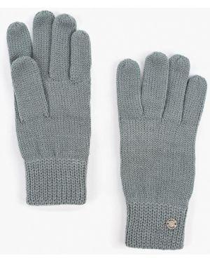 Перчатки бирюзовый текстильные Roxy