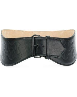 Черный корсет винтажный Alaïa Pre-owned