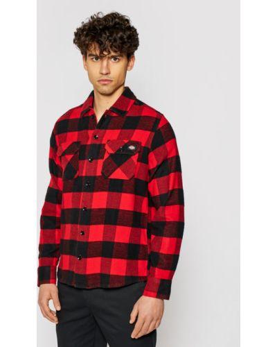 Koszula - czerwona Dickies