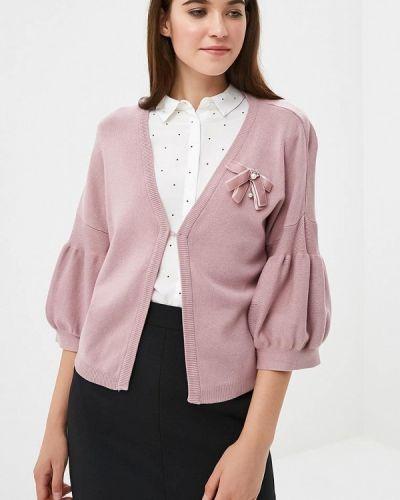 Розовый кардиган Zarina