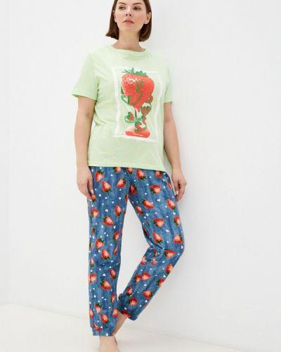 Пижама - синяя Chic De Femme