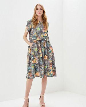 Платье прямое мадам т