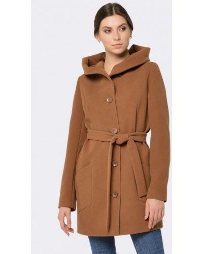 Коричневое пальто Cat Orange
