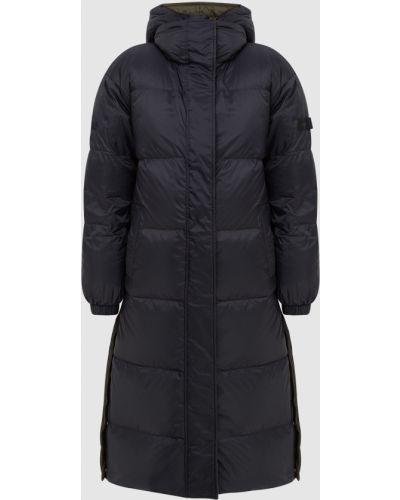 Пуховая куртка - зеленая Yves Salomon Army