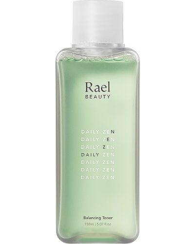 Zielony bawełna bezpłatne cięcie toner do twarzy bezpłatne cięcie Rael