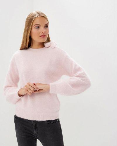 Розовый джемпер Emporio Armani