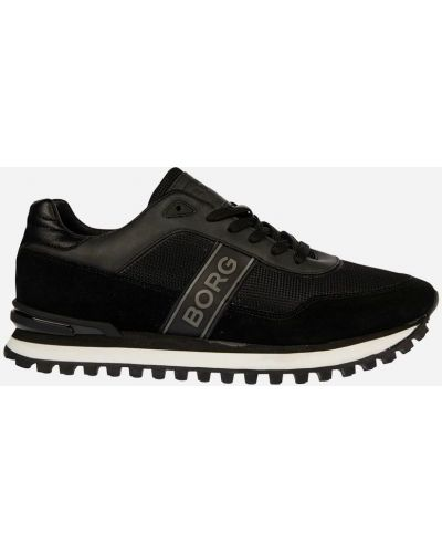 Кроссовки - черные Bjorn Borg