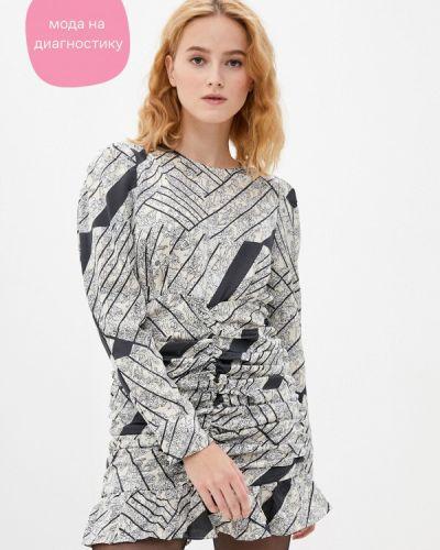 Вечернее платье - серое B.style