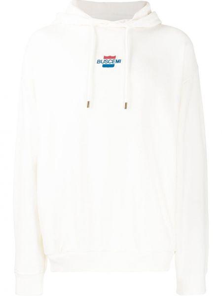 Bluza długa z kapturem z długimi rękawami bawełniana Buscemi