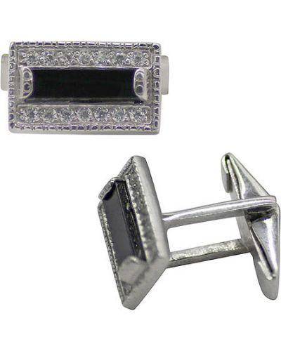 Запонки из серебра серебро россии