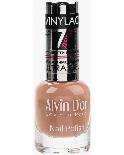 Бежевый лак для ногтей Alvin D'or