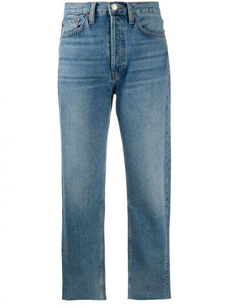 Dżinsowa jeansy Re/done