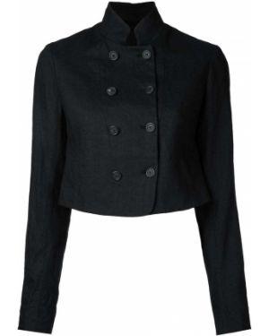 Черный пиджак Forme D'expression