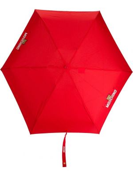 Зонт хаки Moschino