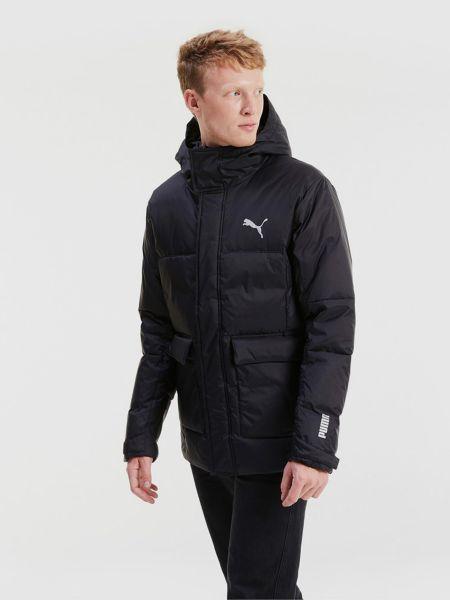 Текстильная брендовая спортивная куртка Puma