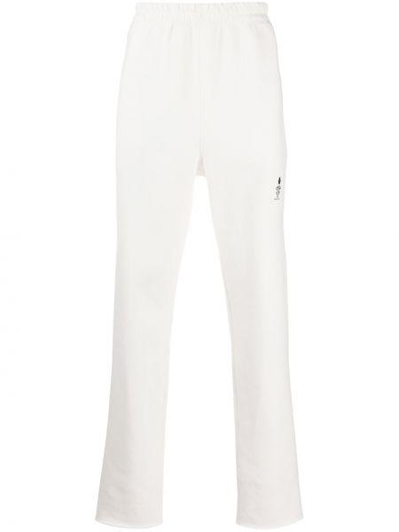 Sportowe spodnie z wysokim stanem z kieszeniami Styland