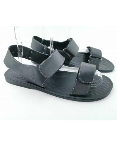 Черные сандалии Rozetka