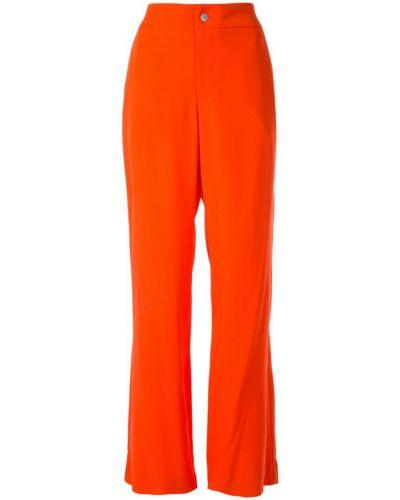 Широкие брюки - оранжевые Zambesi