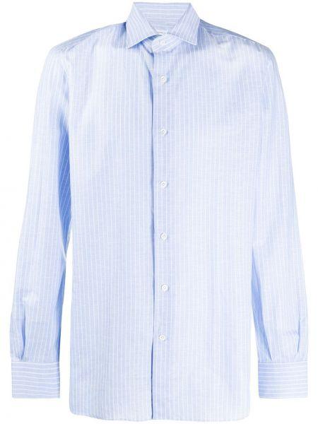 Bielizna koszula zapinane na guziki Mazzarelli