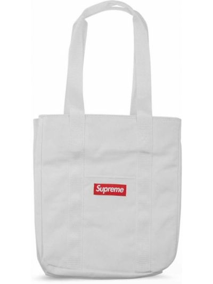Biała torba na ramię Supreme