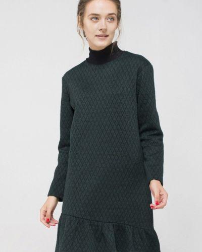 Платье осеннее прямое Shtoyko