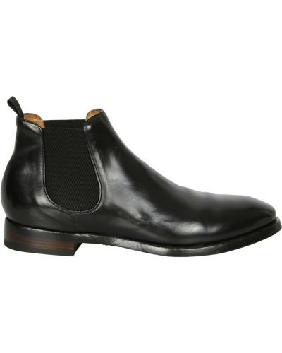 Ankle boots - czarne Officine Creative