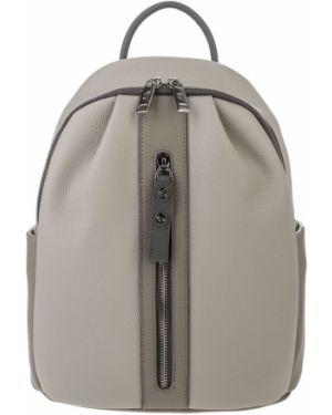 Кожаный рюкзак на молнии Labbra