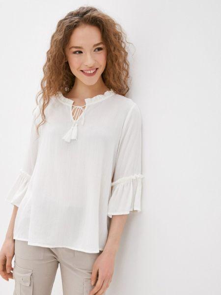Блузка с длинным рукавом весенний серая Defacto