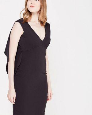 Черное платье-футляр Ad Lib