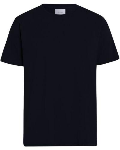Niebieska koszulka oversize Ivy & Oak