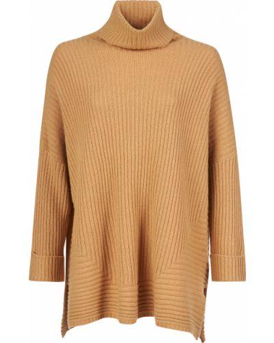 Кашемировый свитер - коричневый Sfizio
