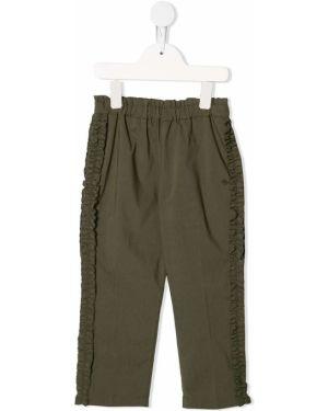 Зеленые брюки Fith