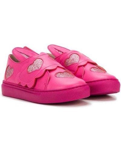 Кеды розовый круглый Minna Parikka Kids