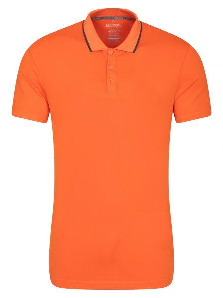T-shirt materiałowa - pomarańczowa Mountain Warehouse