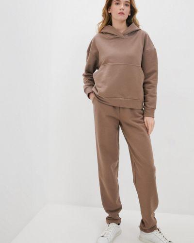 Костюмный коричневый спортивный костюм Irma Dressy