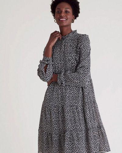 Прямое платье А-силуэта Marks & Spencer