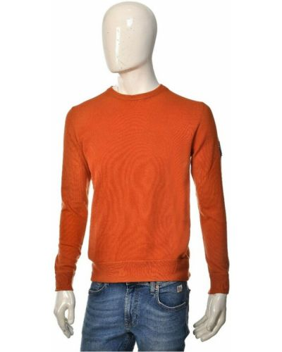 Sweter - pomarańczowy Roy Rogers