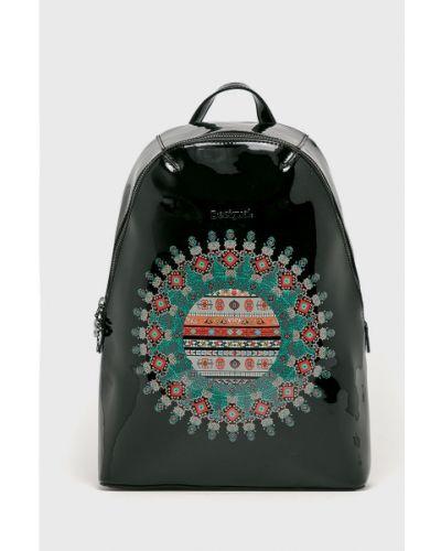 Кожаный рюкзак с отделениями Desigual