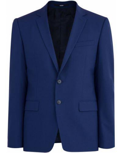 Классический пиджак с карманами на пуговицах Kenzo