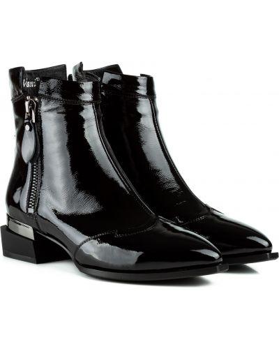 Ботинки - черные Angelo Vani