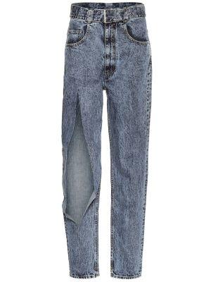 Рваные джинсы Maison Margiela