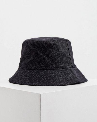 Черная зимняя панама Calvin Klein