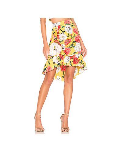 Юбка мини макси юбка-шорты Parker