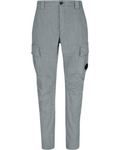 Szare spodnie C.p. Company