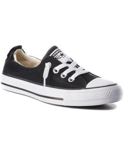 Czarne majtki Converse